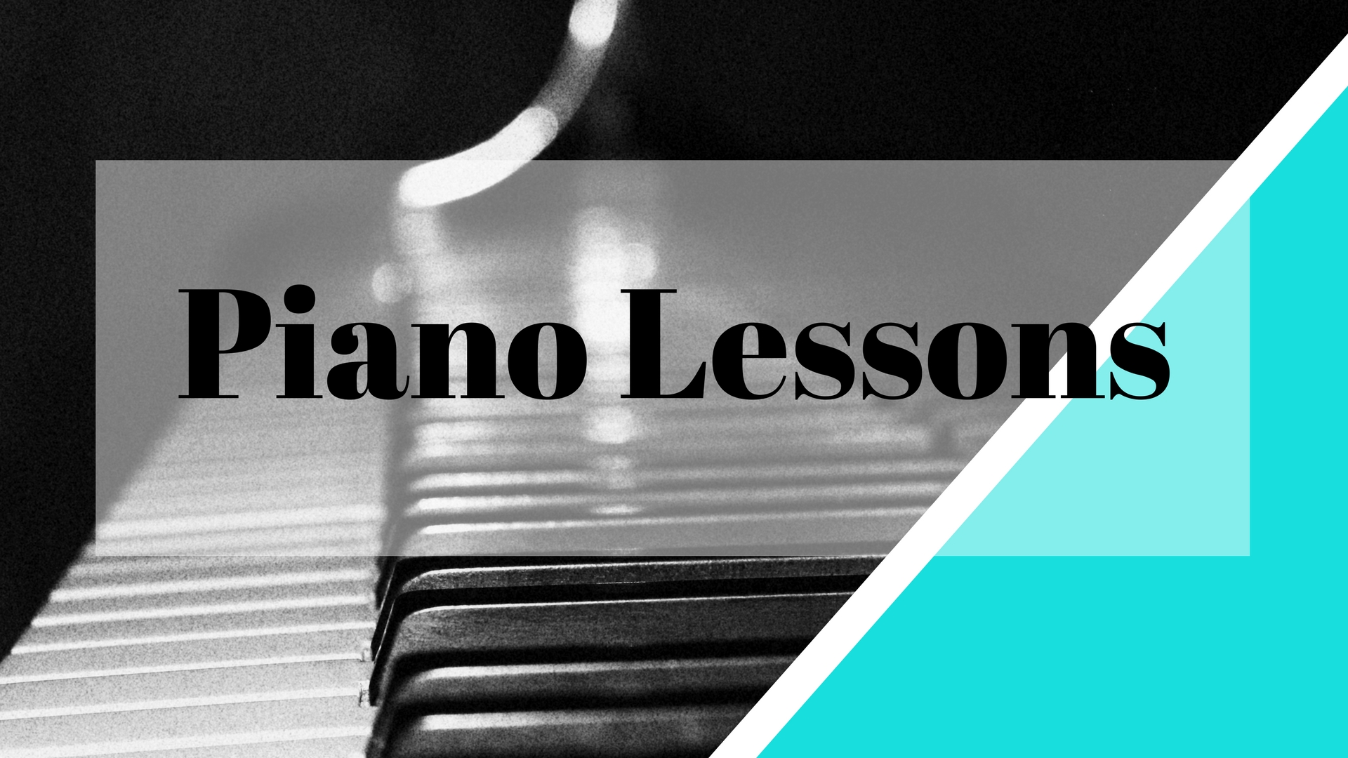 PJC Music School Piano Lessons