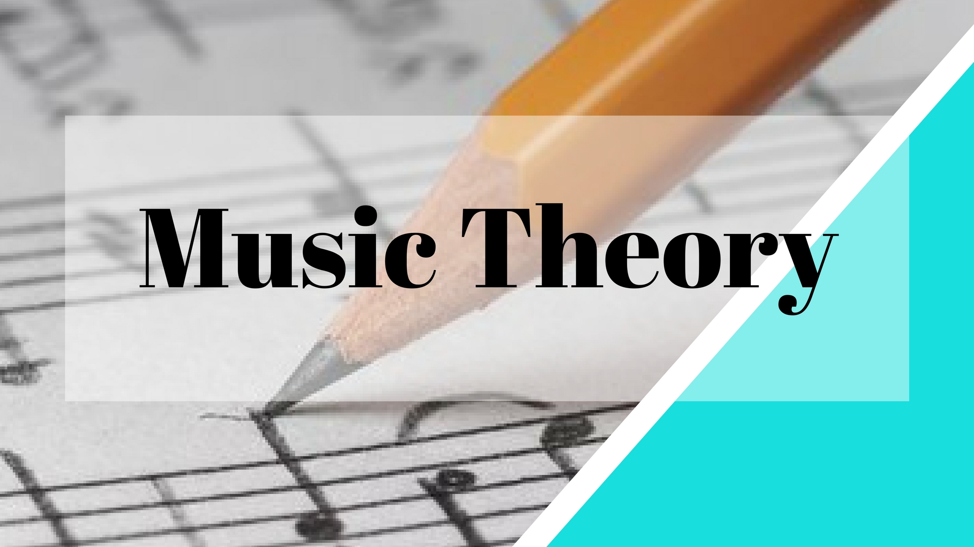 PJC Music School Theory Lessons