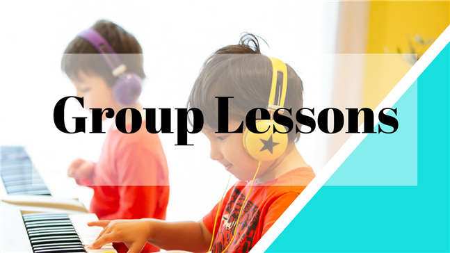 PJC Music School Group Lessons for Young Beginners
